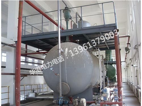 低位除氧器排汽收能器