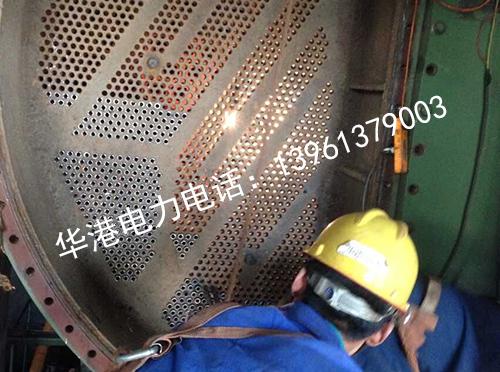 南京凝汽器换管改造